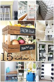 15 DIY Home Improvement Projects