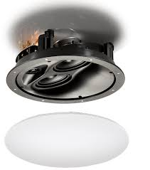 Angled Ceiling Speakers Uk by C34e Edgeless In Ceiling Speaker Rsl Speakers