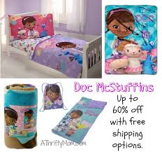 Doc Mcstuffins Toddler Bed by Disney Doc Mcstuffins Bedding And Blankets Up To 60 Off With Free