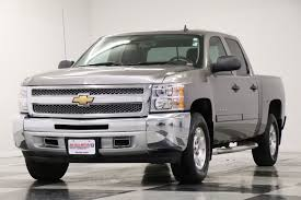 100 Pick Up Truck For Sale By Owner Used One 2013 Chevrolet Silverado 1500 LT Crew Cab 4WD