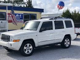 A-1 Auto AND Truck Sales, Inc.: 2008 Jeep Commander - Panama City, FL 2009 Jeep Patriot 4x4 Limited Green Suv Sale Details West K Auto Truck Sales 2015 Kenworth T680 Dallas Tx 5002699701 Cmialucktradercom X1 Edition Black Campers Motorcars Used Car Dealer In Fort Worth Benbrook White Huge 6door Ford By Diessellerz With Buggy On Top Freightliner Trucks And Western Star Jeep Patriot Sport For Sale At Elite New Englands Medium Heavyduty Truck Distributor Win A 2011 Dodge Or Thanks To Owyhee Cattlemens