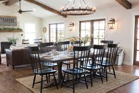 Joanna Gaines Farmhouse Dining Room 28 Images Fixer 171 I Hgtv