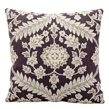 plum throw pillow Tar