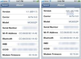 How to Update iPhone 4 to iOS 4 2 1 While Preserving Baseband