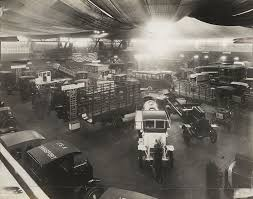100 Truck Association New York Motor 1921 Armory Digital Collections
