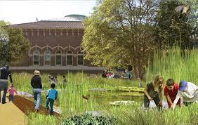 NHM Next Project Nature Gardens