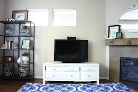 Hemnes Dresser 3 Drawer White by Pretty Dubs Ikea Hemnes Hack Tv Unit Makeover