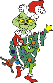 Whoville Christmas Tree by Whoville