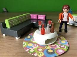 playmobil puppenhaus 5584 wohnzimmer fernseher playmobil