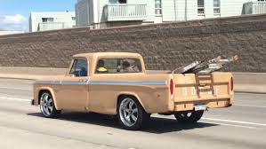 100 67 Dodge Truck Photo Of The Day What Year Is This The Fast Lane