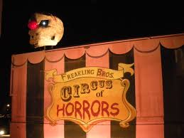 Halloween Attractions In Mn by Las Vegas Haunted Attractions U2013 Scare Zone