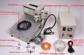 mini cnc engraving machine 3040c cnc route cnc wood carving