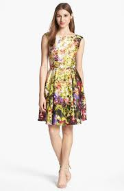 Nordstrom Wedding Guest Dresses Fit and Flare Dress Google Search