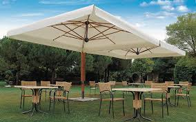 Offset Patio Umbrella W Mosquito Netting by Patio Umbrella Stand A Little More Decorative U2014 The Home Redesign