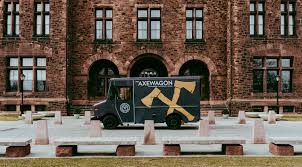 100 Truck Rental Buffalo Ny Meet The AxeWagon The Truck That Brings Hatchet Throwing To