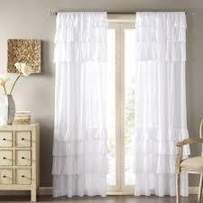 Annas Linens Curtain Panels by Shabby Chic Curtains Wayfair