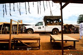 100 Rife Truck Parts IRIN Wounds Remain Raw In Central African Republic