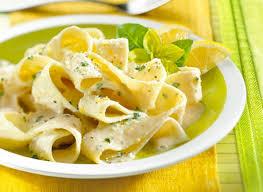 recette pate au creme fraiche pâtes fraîches au citron recette plaisirs laitiers