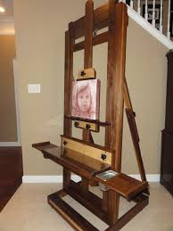 downloadable woodworking plans easel