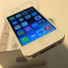 Apple iPhone 4S 16GB White AT&T Like NEW Perfect Used