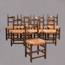 Set Of 8 Antique Dining Chairs, Rush Seats, C.1900 - Antiques Atlas Tiger Oak Fniture Antique 1900 S Tiger Oak Round Pedestal With Ding Chairs French Gothic Set 6 Wood Leather 4 Victorian Pressed Spindle Back Circa Room 1900s For Sale At Pamono Antique Ding Chairs Of Eight Chippendale Style Mahogany 10 Arts Crafts Seats C1900 Glagow Antiques Atlas Edwardian Queen Anne Revival Table 8 Early Sets 001940s Extendable With Ball Claw Feet Idenfication Guide