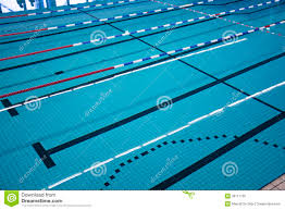 Swimming Pool Lanes Stock Photo Image Of Lessons