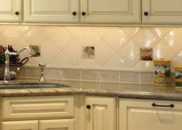 stunning color ceramics tile kitchen backsplash features