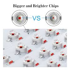 Induction Lamps Vs Led by Bossled 300w Led Grow Light Panel Full Spectrum Indoor Hydroponics