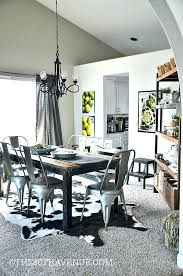 Industrial Dining Room Home Decor At I Love This
