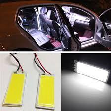 led light xenon white led dome map light bulb car interior panel