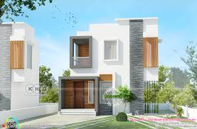 100 New Modern Home Design 980 Square Feet 2 Bedroom Low Cost Double Storied Home