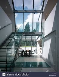 100 Atrium Architects Modern House With Basement Pool Hampstead Interior
