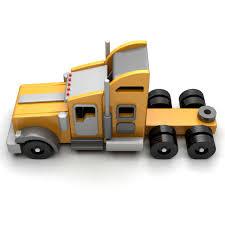100 Toy Kenworth Trucks Famous Semi Truck Trailer Wood Plans PDF