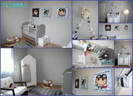 chambre bébé grise et awesome idee deco chambre bebe grise ideas matkin info matkin info