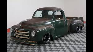 1950 STUDEBAKER RAT ROD TRUCK - YouTube 1951 Studebaker 2r5 Pickup Fantomworks 1954 3r Pick Up Small Block Chevy Youtube Vintage Truck Stock Photos For Sale Classiccarscom Cc975112 1947 Studebaker M5 12 Ton Pickup 1952 1953 1955 Car Truck Packard Nos Delco 3r5 Chop Top Build Project Champion Wikipedia Dodge Wiki Luxurious Image Gallery Gear Head Tuesday Daves Stewdebakker 56