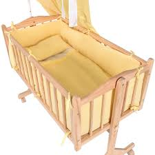 Rocking Cribs For Babies Baby Doll Swinging Cradle Handcrafted