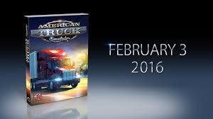 American Truck Simulator Release Date - ATS Mod / American Truck ...