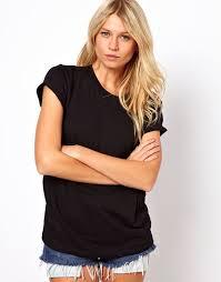Girls T Shirt With Cutwork Detail Tops