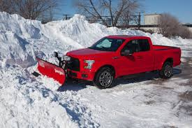 Pickup Truckss: Pickup Trucks In Snow