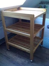 charmant fabriquer table a langer 4 table a langer murale