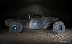 100 Rat Rod Trucks Pictures Trophy A Hot Pickup With Real OffRoad Chops DrivingLine