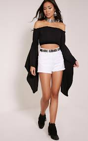 shorts shop women u0027s shorts prettylittlething