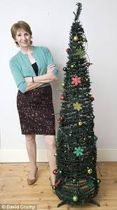 4 Ft Pre Lit Christmas Tree Asda by Christmas Trees Put Away That Vacuum It U0027s The Year Of The Pop Up