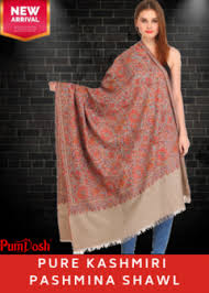 Womens Pashmina Shawls A Brief History And Some Unknown Facts