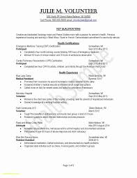 Licensed Professional Counselor Resume Sample Lovely Pact