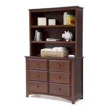 Babies R Us Dresser With Hutch by Delta Children Summit Bookcase And Hutch Espresso Truffle Coupons