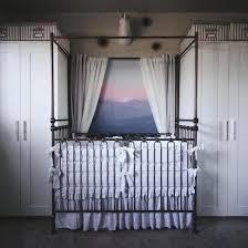 Bratt Decor Joy Crib Black by Bratt Decor Joy Canopy Crib Modernnursery Com