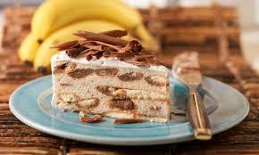 bananencreme torte ohne backen