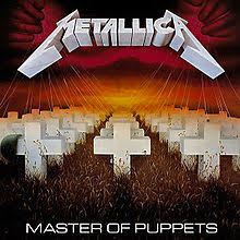 Studio Album By Metallica