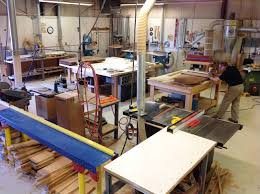 Heres My Shop J Alexander Fine Woodworking In Boise ID Youve Seen Some Of Work Progress And Completed Projects The Long View Where